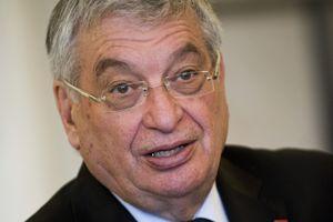 Jacques Auxiette, le président PS de la région Pays de la Loire.