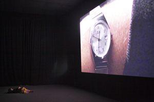 <i>The Clock</i> de Christian Marclay.