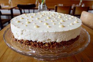 Le cheesecake.