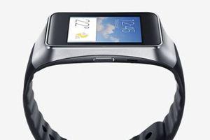 Samsung Gear Live, capture d'écran Google Play.