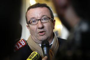 Le député PS frondeur Christian Paul.