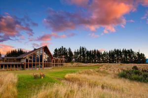 Le Fiordland Lodge à Te Anau.