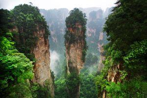 Le pic Hallelujah inspira les paysages du film «Avatar».