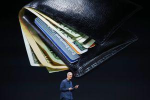 Apple veut remplacer le portefeuille.