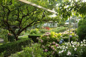 Jardins de l'île de Garde.