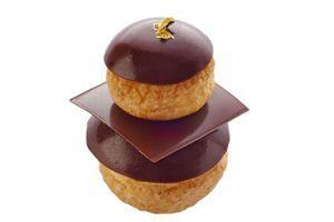 La Religieuse chocolat des Fées Pâtissières.