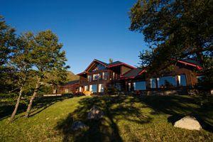 L'estancia Tres Valles Lodge.