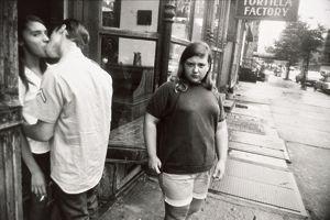 <i>New York 1969</i>, de Garry Winogrand.