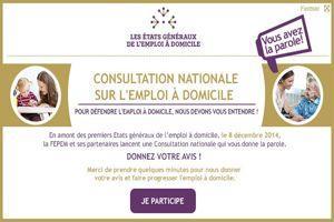 La consultation démarre le 18 novembre sur internet.