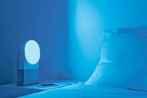 Aura, un objet de Withings autour du sommeil, présenté au CES 2014.