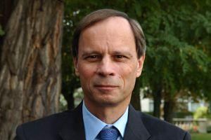 Jean Tirole, prix Nobel d'économie 2014, promu officier. Jean-Jacques CECCARINI / Le Figaro