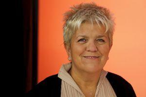 Mimie Mathy, l'humoriste et actrice, interprétant régulièrement le rôle de «Joséphine, ange gardien» sur TF1, nommée chevalier. Jean-Christophe MARMARA / Le Figaro