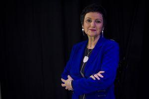 Dominique Bertinotti, ancienne ministre déléguée chargée de la Famille, promue chevalier. François BOUCHON / Le Figaro