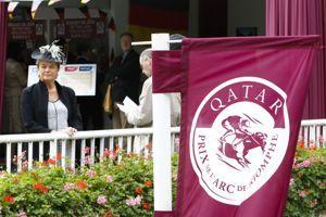 Le Qatar Prix de l'Arc de Triomphe en hippisme