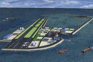 Le projet chinois sur Yongshu. DR.
