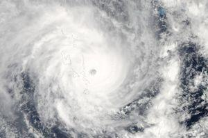 Le cyclone Pam