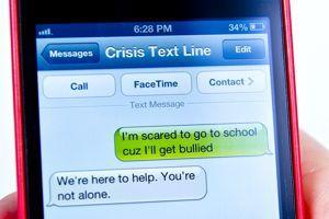 Depuis sa création, Crisis Text Line a échangé près de dix-sept millions de textos.