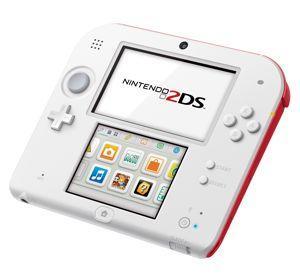 Contrairement à la 3DS, la 2DS ne pourra pas se plier en deux.