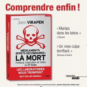 Le livre de John Virapen, qui a été PDG de Lilly en Suède, vient d'être traduit en français après l'avoir été dans une vingtaine de langues.