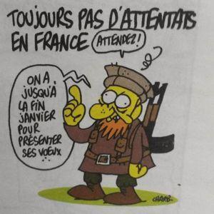 Un des derniers dessins de Charb.