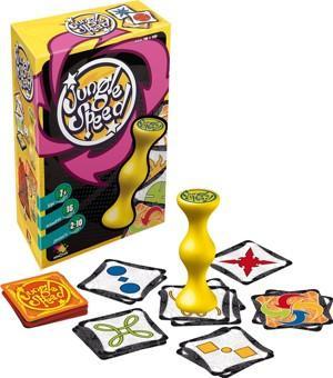 Le jeu Jungle Speed fait partie des classiques. Crédit: Asmodee
