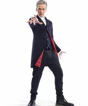 Voici le douzième Docteur.