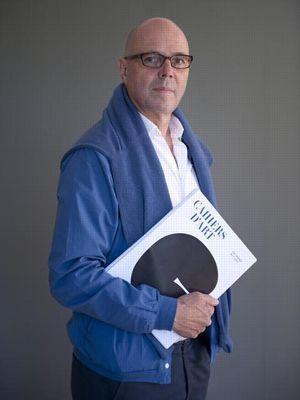 Staffan Ahrenberg avec le N°& de sa nouvelle formule. DR