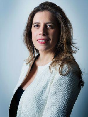 Fany Péchiodat, 37ans, a créé la newsletter My Little Paris. Elle est 49e du classement Choiseul.