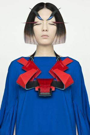 La jeune photographe chinoise Tingting Wang expose à la Galerie Photo 12.