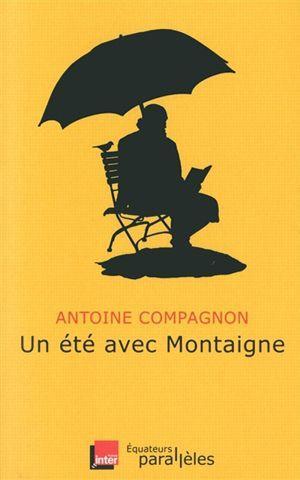 Couverture d'<i>Un été avec Montaigne</i>.