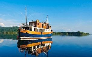 Écosse : une croisière d'îles en montagnes