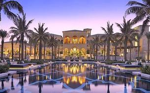 So chic, The Palm à Dubaï