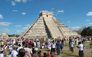 Chez les Mayas, après la fin du monde