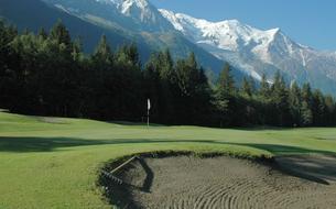 Les 5 golfs autour du Mont-Blanc