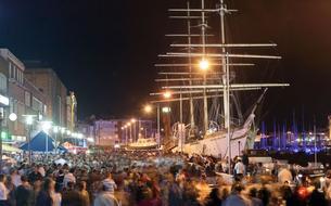 Une escale festive à Dunkerque