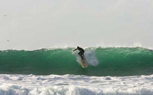 Les 5 spots de surf