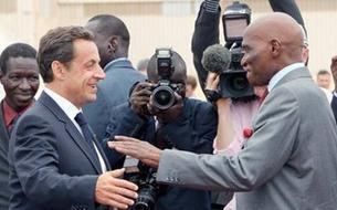 Le discours de Dakar de Nicolas Sarkozy