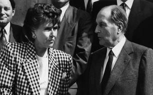 En 1991, le discours de politique générale d'Edith Cresson