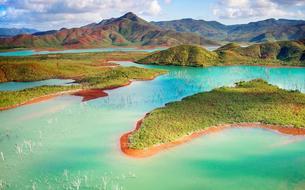 Nouvelle-Calédonie, un rêve à fleur d'eau