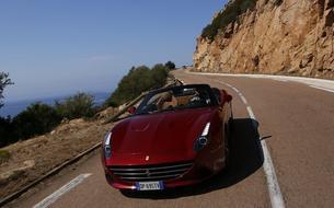 La Corse en cinq étapes