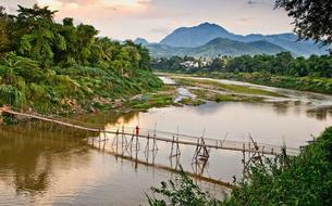 Découvrir le Laos à vélo