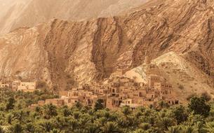 Dans les oasis perchées d'Arabie