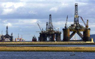 Ces plateformes d'exploitation off-shore d'hydrocarbures au nord de l'Écosse sont l'un des enjeux du référendum.