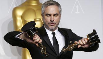 Alfonso Cuaron va devoir faire de la place sur ses étagères.