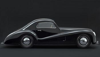 Alfa Romeo 6C 2500 SS Bertone.
