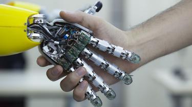 Un robot nommé à un poste clef d'une entreprise