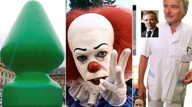 Clowns violents, McCarthy, télé-réalité : de la société du spectacle à la société du cirque