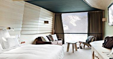 Chambre de l'hôtel Altapura de Val-Thorens. (Altapura)