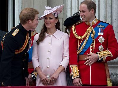 Kate, lors de sa dernière apparition publique.