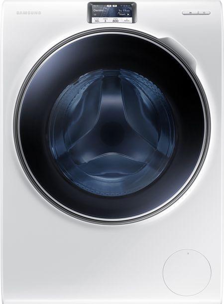 Le lave-linge connecté de Samsung. Crédit: Samsung